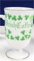 Porcelain Irish Coffee Cups Set (3)