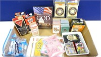 Miscellaneous Assorted Office / Home Goods Bundle