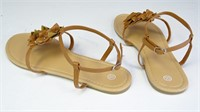 Fashion Sandals, Size 10