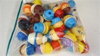 Vintage Fisher-Price Little People Figurines