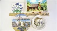 Porcelain, Ceramic, Tiles & More Home Decor (20+)