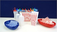 Snack Concession Styled Items Bundle (15+)