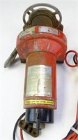 Dayton 12 Volt D.C. Winch, Model: 6X191