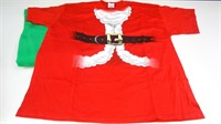 Assorted Christmas Decor & Christmas T-Shirt