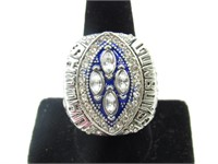 Super Bowl XXVII Champs Cowboys Irvin Ring