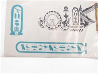 Queen Mary-Isis Expo 1978 Envelope