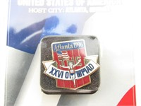 1996 Olympic Games Host Country Lapel, Pins & More