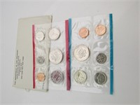1972 United States Uncirculated Coin Set
