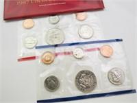1987 Mint Set