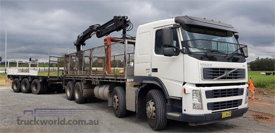 2010 Volvo FM13 - Trucks for Sale