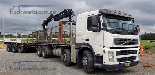 2010 Volvo FM480 - Trucks for Sale