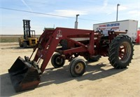 GRAND OPENING SPRING FARM & EQUIPMENT AUCTION