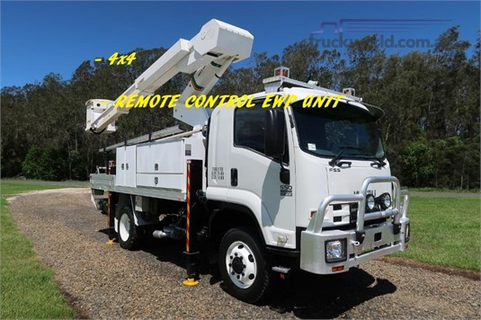 2008 Isuzu FSS 550 4x4 - Trucks for Sale