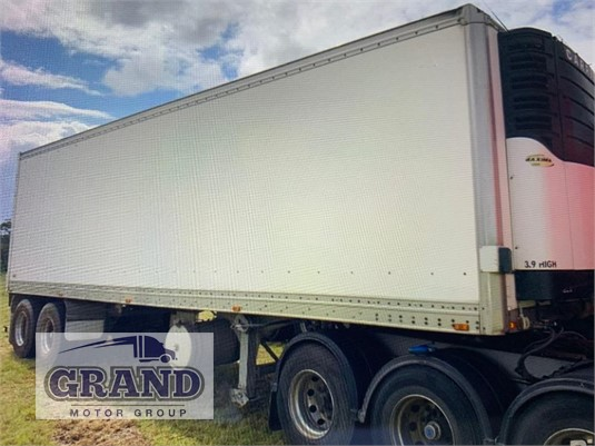 2005 Maxitrans Refrigerated Trailer Grand Motor Group - Trailers for Sale
