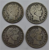 Important Online Only Estate Coin Auction