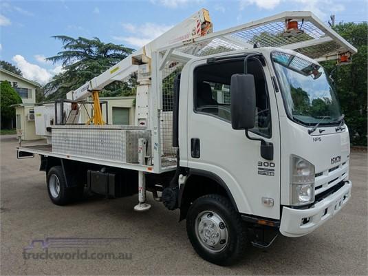 2009 Isuzu NPS 300 4x4 - Trucks for Sale