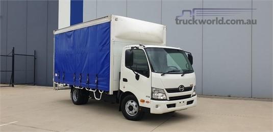 2015 Hino 300 Series 816 Auto - Trucks for Sale