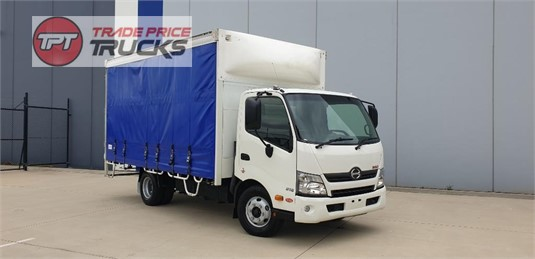 2015 Hino 300 Series 816 Auto Trade Price Trucks  - Trucks for Sale