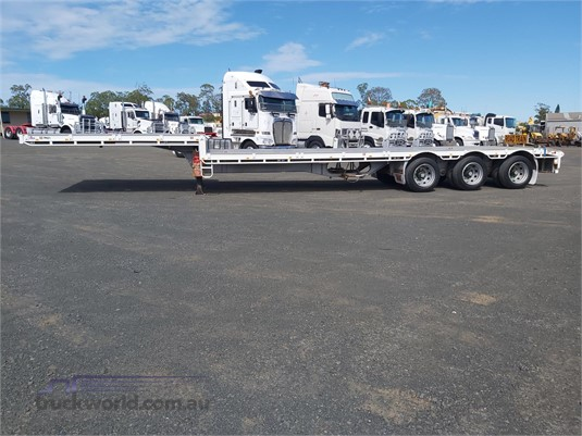 2019 Anda Drop Deck Trailer - Trailers for Sale