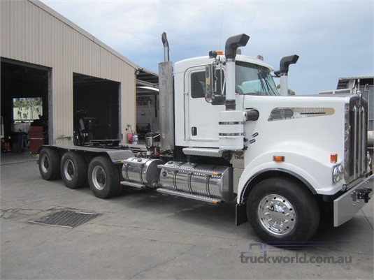 2011 Kenworth T909 - Trucks for Sale
