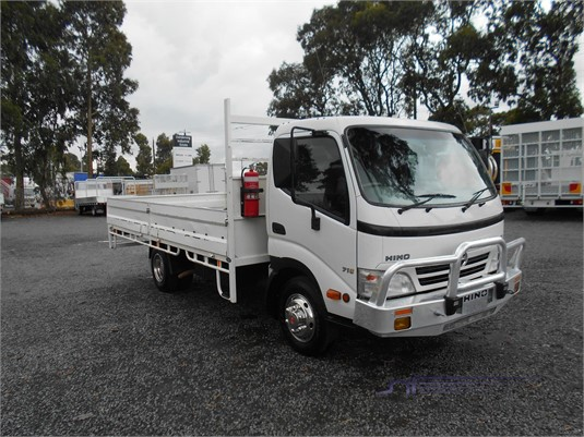 2010 Hino 300 Series 716 - Trucks for Sale