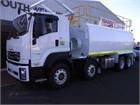 2020 Isuzu FYH 300-350 AUTO MWB Water Truck