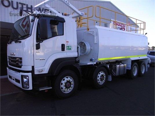 2020 Isuzu FYH 300-350 AUTO MWB - Trucks for Sale