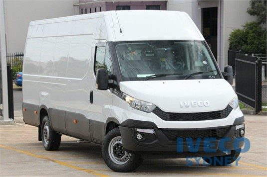 2020 Iveco Daily Iveco Sydney - Trucks for Sale