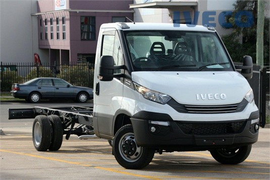 2020 Iveco Daily Iveco Trucks Sales - Trucks for Sale