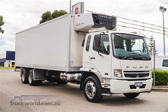 2009 Mitsubishi Fighter 14 - Trucks for Sale