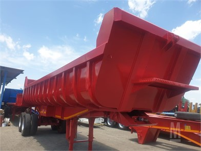 Tipper Trailers For Sale 651 Listings Marketbook Co Za Page 1 Of 27