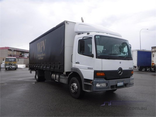 2004 Mercedes Benz Atego 1628 Raytone Trucks - Trucks for Sale