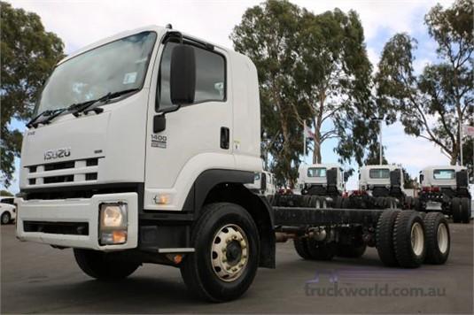 2008 Isuzu FVZ  - Trucks for Sale