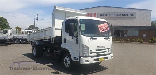 2016 Isuzu FRR 107 210 SWB Tipper  - Trucks for Sale