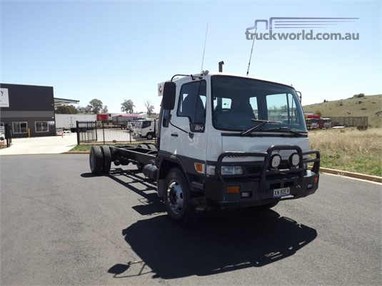 2002 Hino GH - Trucks for Sale