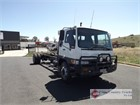 2002 Hino GH Cab Chassis