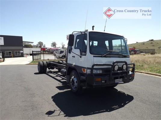 2002 Hino GH Cross Country Trucks Pty Ltd - Trucks for Sale