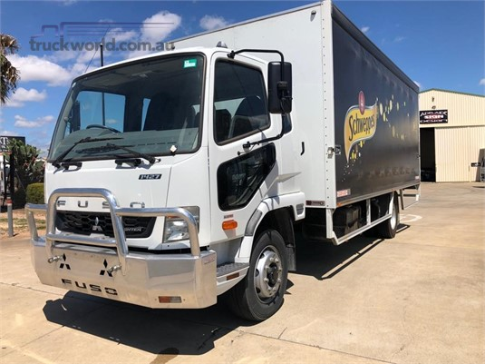 2014 Mitsubishi Fuso FM600 Adelaide Truck Sales - Trucks for Sale