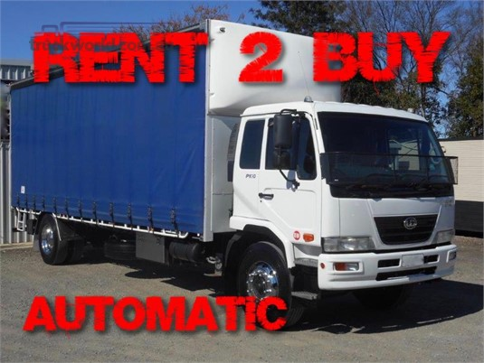 2010 UD PK10 - Trucks for Sale