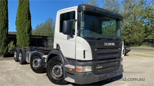 2008 Scania P270 Southern Star Truck Centre Pty Ltd - Trucks for Sale