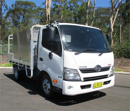2017 Hino 300 Series 617 TradeAce  - Trucks for Sale