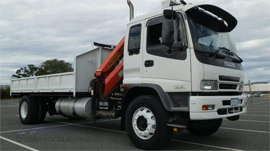 2007 Isuzu FVD950 - Trucks for Sale
