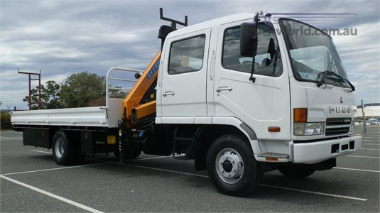 2006 Mitsubishi Fighter Truck Traders WA - Trucks for Sale