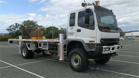 2005 Isuzu FTS 750 4x4 Truck Traders WA  - Trucks for Sale