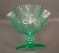 DUGAN STRETCH ICE GREEN COIN SPOT COMPOTE