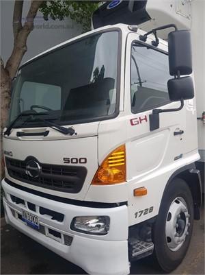 2014 Hino GH1728 - Trucks for Sale