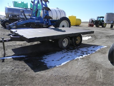 HOMEMADE Flatbed Trailers For Sale - 20