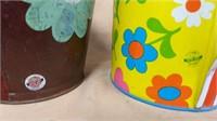 Ohio Art Water Can, Shovel, Bucket
