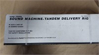 Nylint B&G Sound Mach Tandem in box