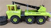 Lime Green Mighty Tonka Truck